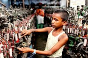 Forced labour is an ongoing problem in the fashion industy